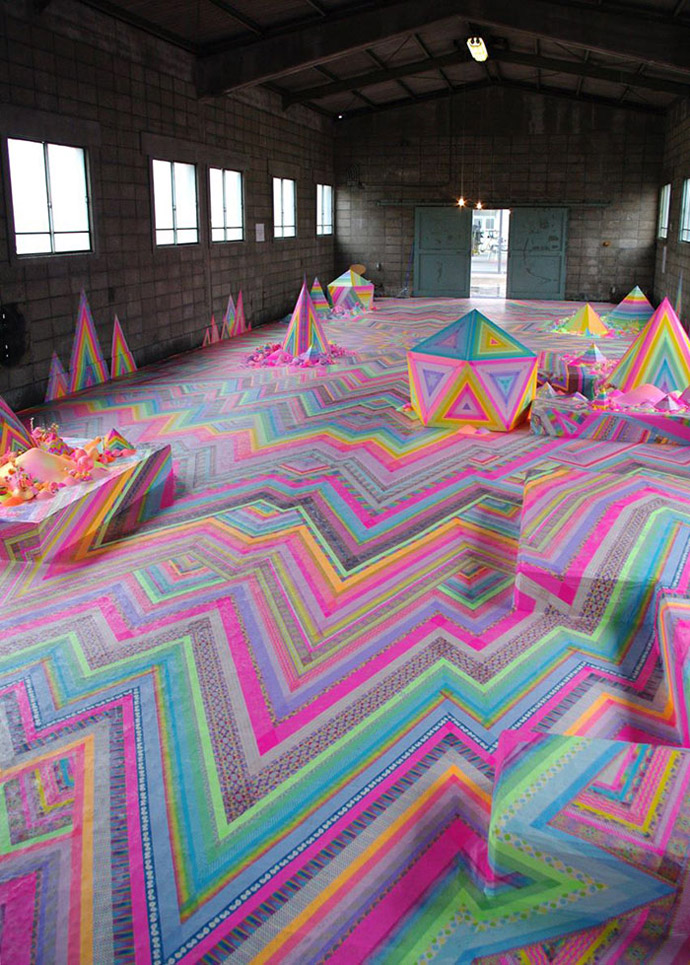 Candy Land by Tanya Schultz