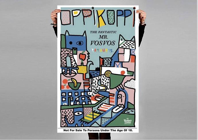 Oppikoppi 2015 Poster