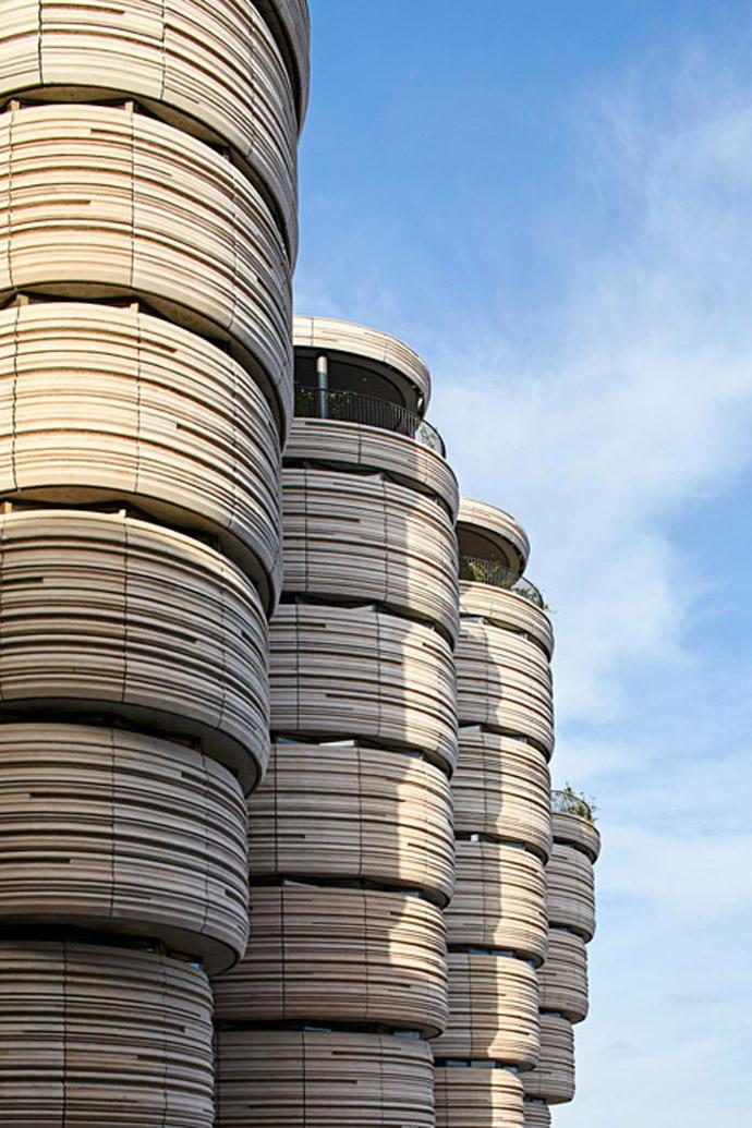 Thomas Heatherwick's Parsnip University