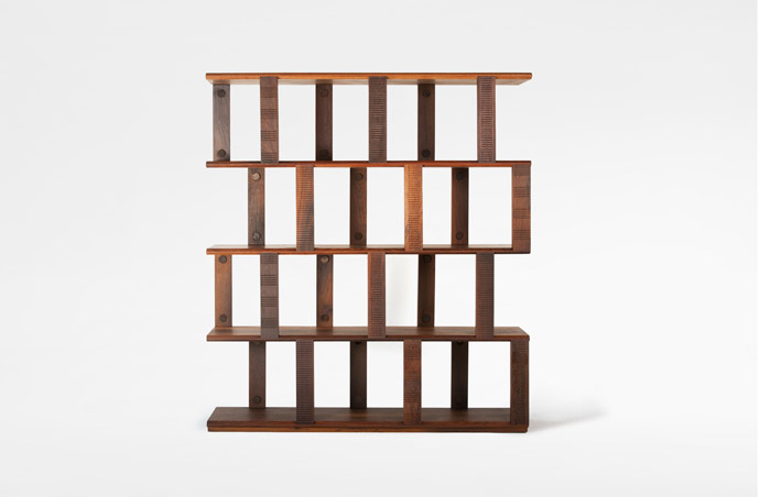 Pula Bookshelf with Luca Nichetto