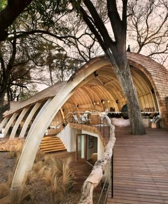 &Beyond Sandibe Okavango Safari Lodge