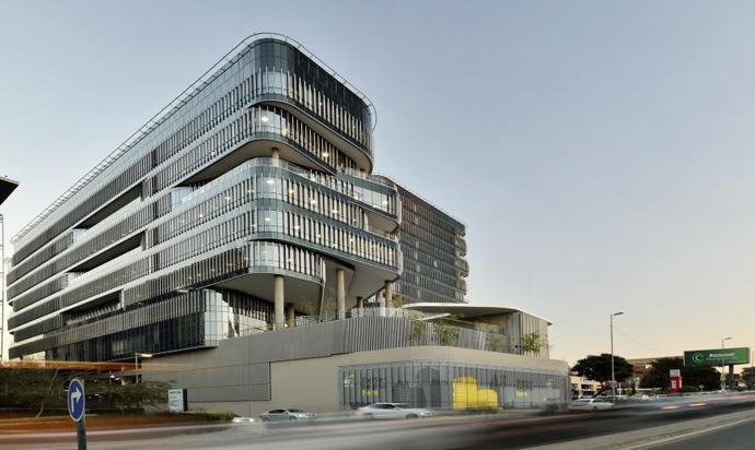 102 Rivonia - EY Head Office, Johannesburg