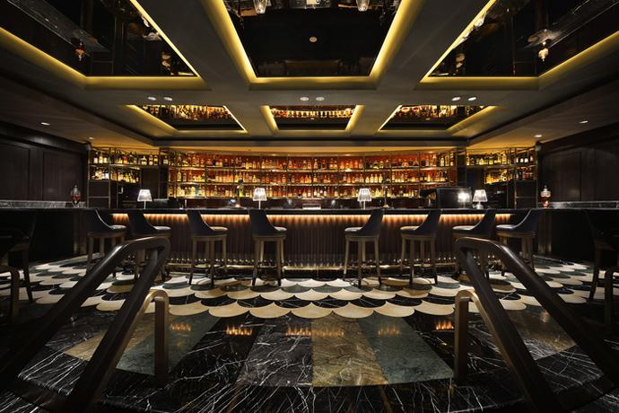 Manhattan, Singapore (Design: Distillery)
