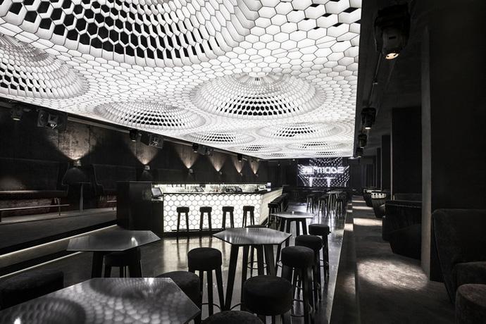 PM Club, Bulgaria (Design: MODE)