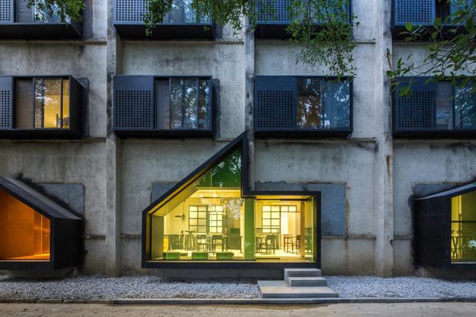 Rehabilitation of the Dorm, Shenzhen, China