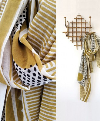 10 Stylish Scarves For The Season