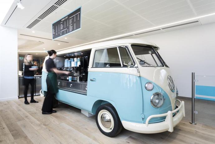 Volkswagen Financial Services, Milton Keynes,  UK