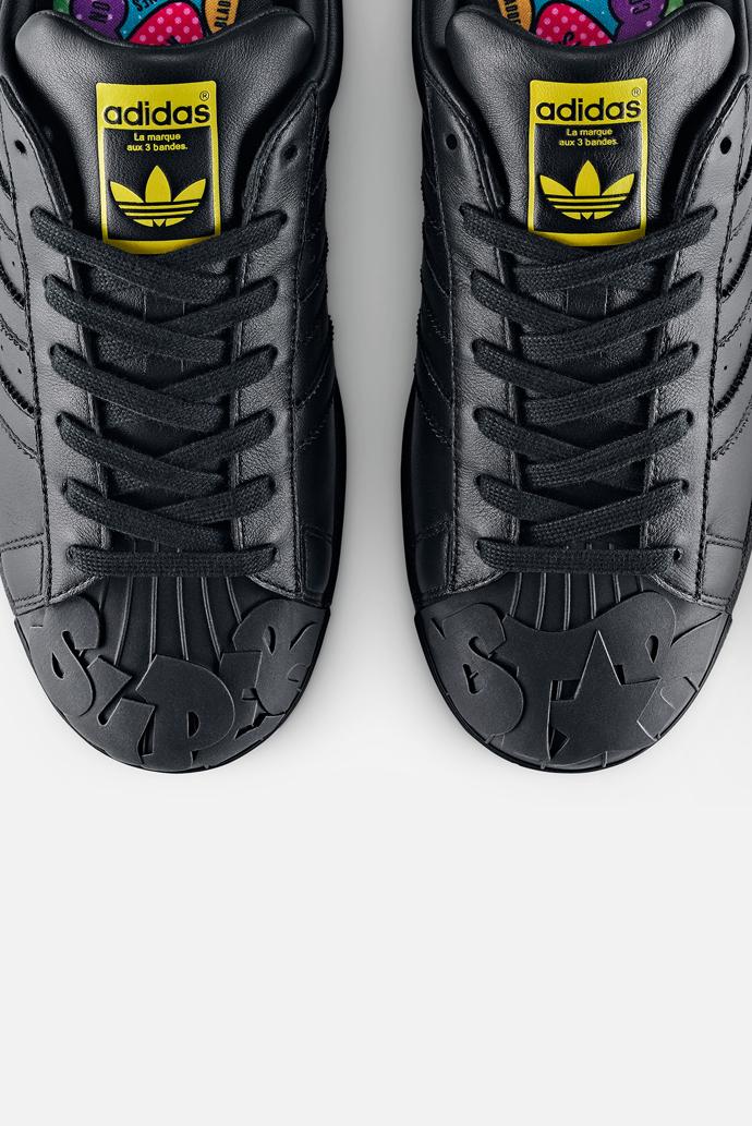 sports shoes bfdb6 52f29 adidas Originals X Pharrell Williams: The Superstar ...
