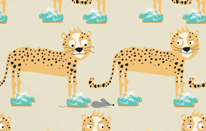 placemats-animals-cheetha