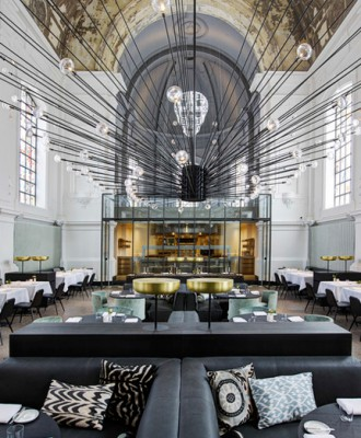 Restaurant & Bar Design Awards 2015: The Winners