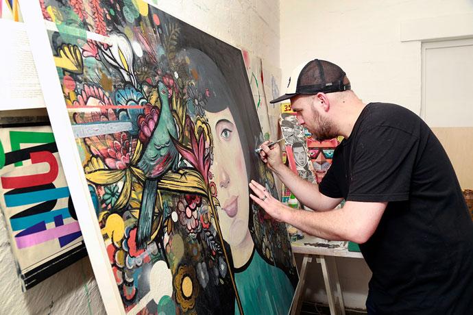 Artists We Love: Wesley van Eeden