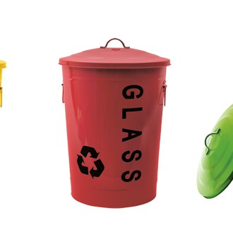 Looking For: Recycling Bins
