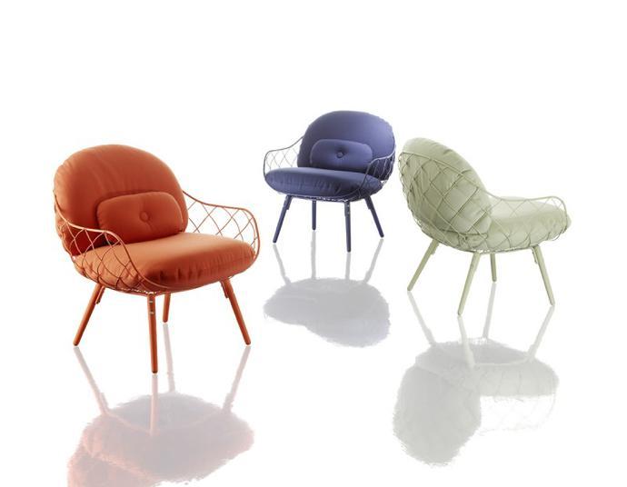 Piña Chair For Magis