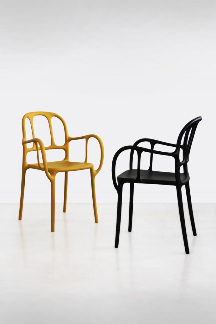 Milà Chair For Magis