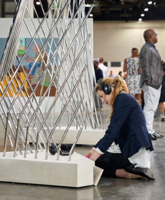 FNB Joburg Art Fair curator Lucy MacGarry fills us in on the African art scene right now.