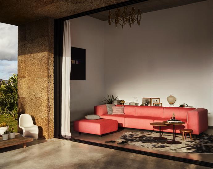 Vitra's Soft Modular Sofa