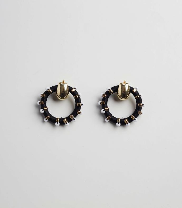 Beaded Magic Earrings R520