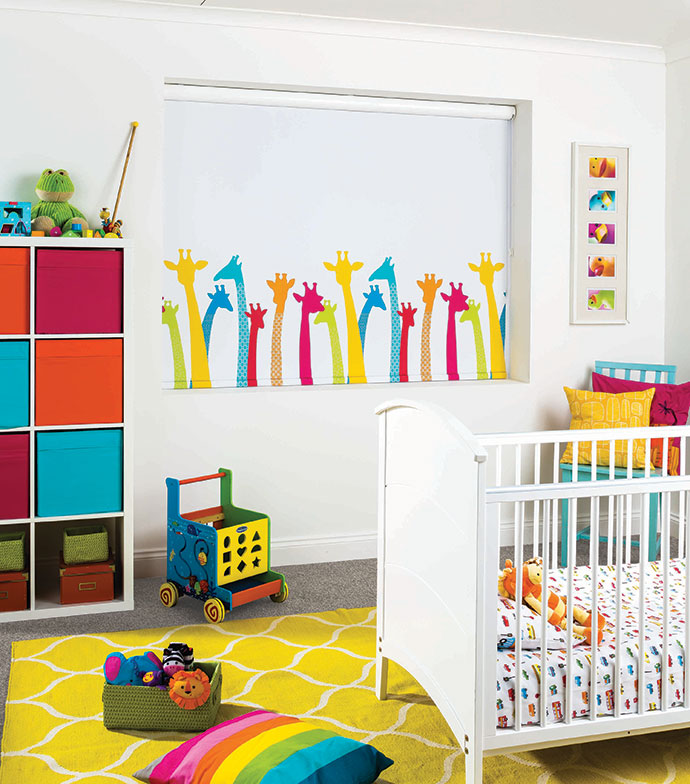 Blinds For Kids\' Rooms - Visi