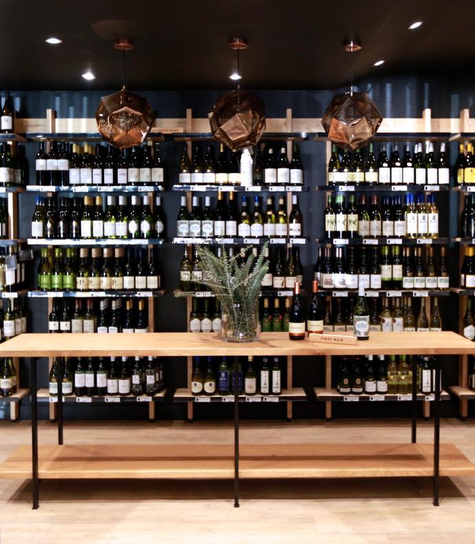 Cool Spaces Bar Keeper Liquor Store Visi