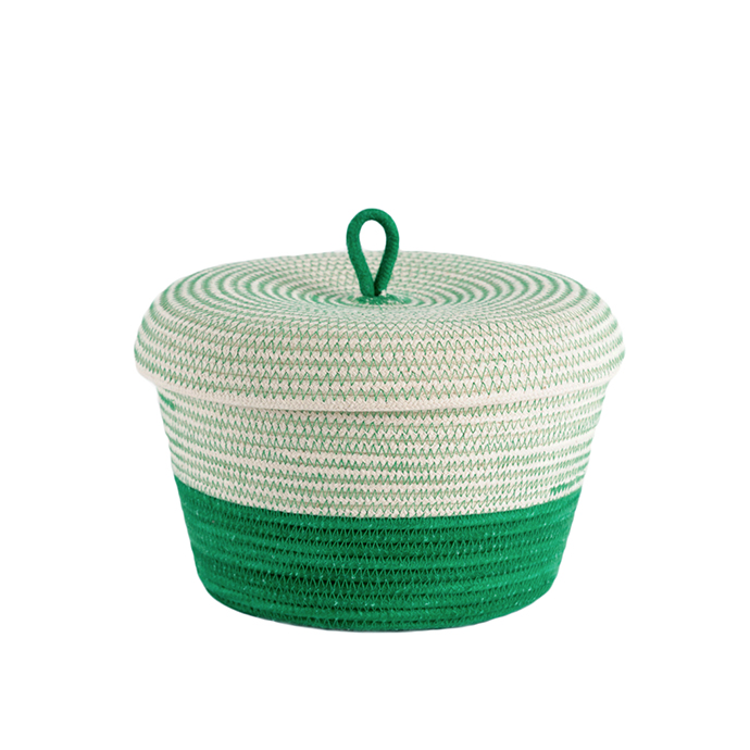 Lidded Basket, R360.