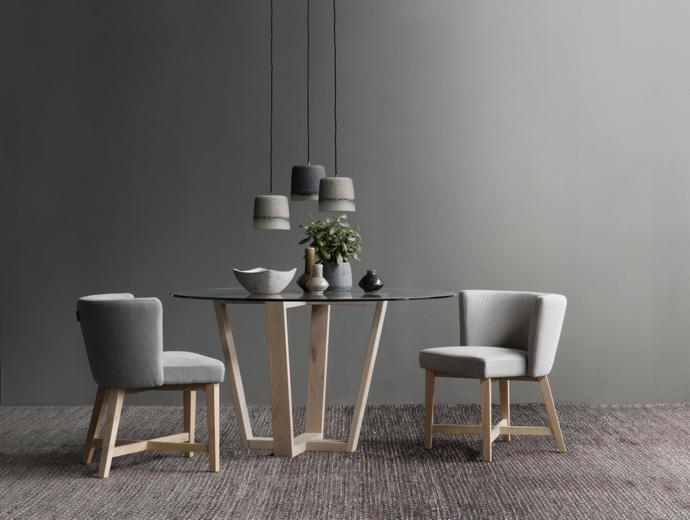 Sigma Round Dining Table Visi