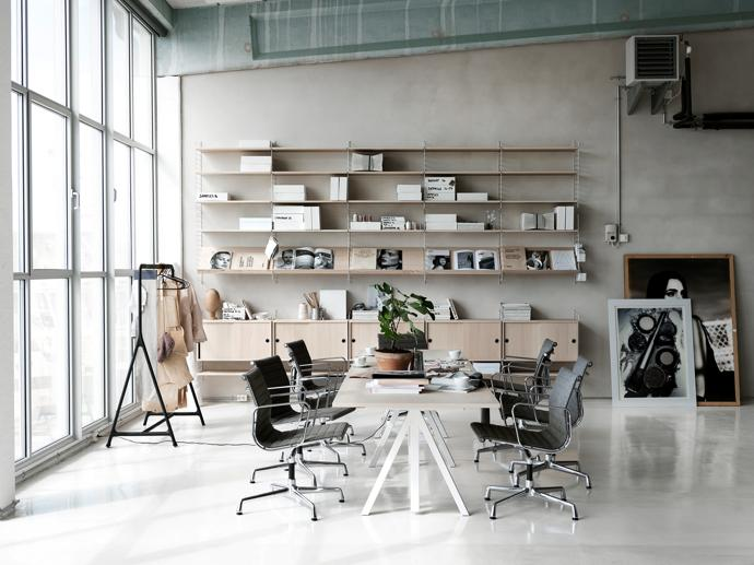 String Office Space