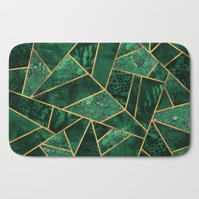 deep-emerald-bath-mats