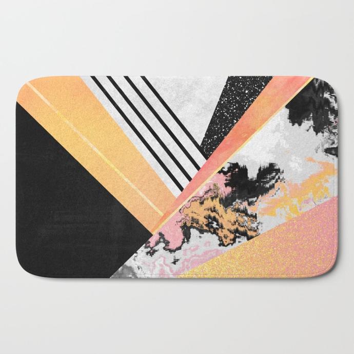 geometric-summer-xt6-bath-mats