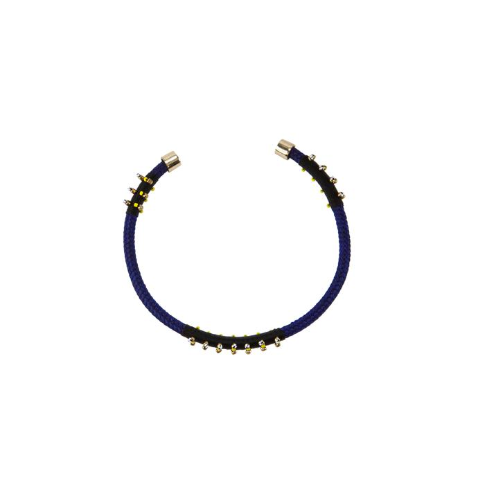 Harvest Neck Cuff – Blue, R920