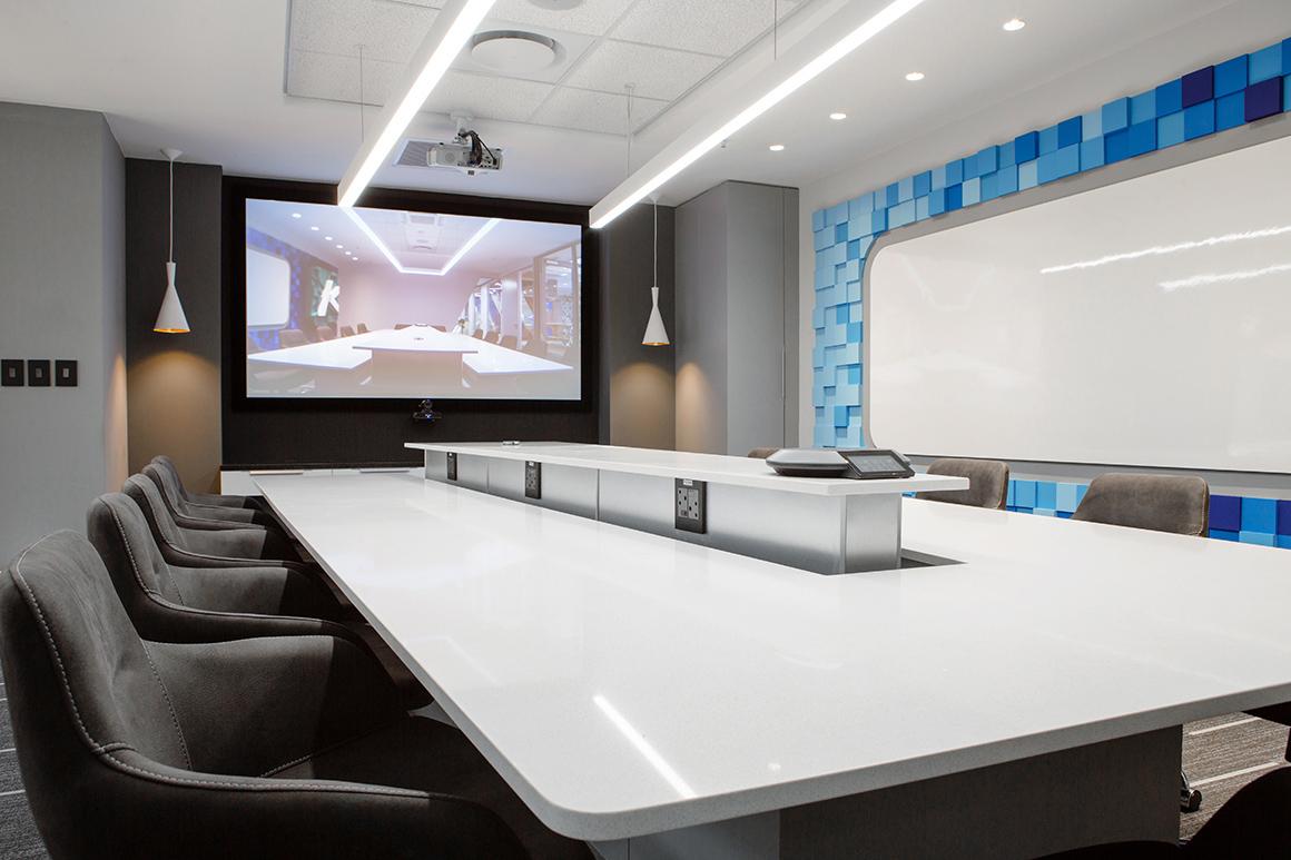 Futuristic Cape Town Office Space Visi