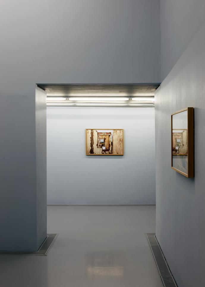 Tunisian photographer Mouna Karray's work is also on display.