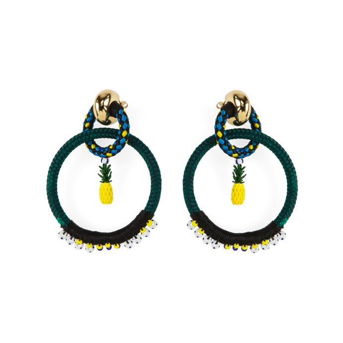Pineapple Earrings R1 080.