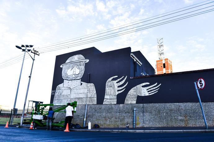 International Public Art Fair JackFox