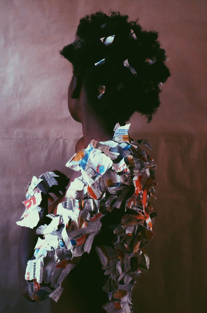 Work by Stephanie Mzee.