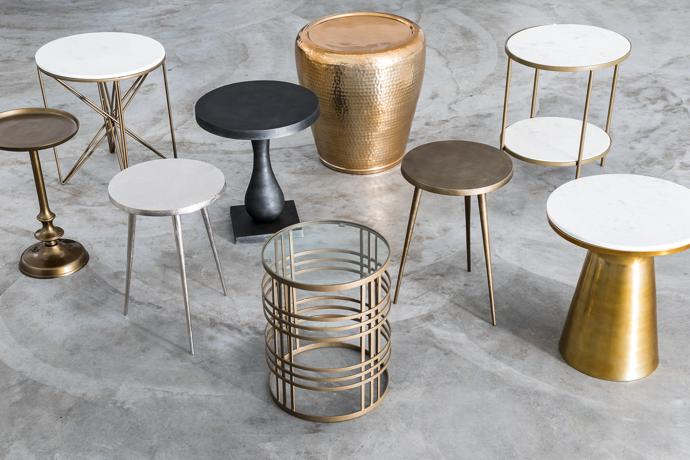 Super New Side Tables From Coricraft Theyellowbook Wood Chair Design Ideas Theyellowbookinfo