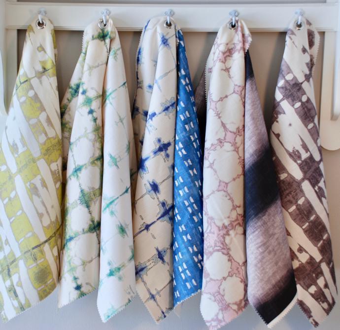 Indigo Bay Extended fabric range.