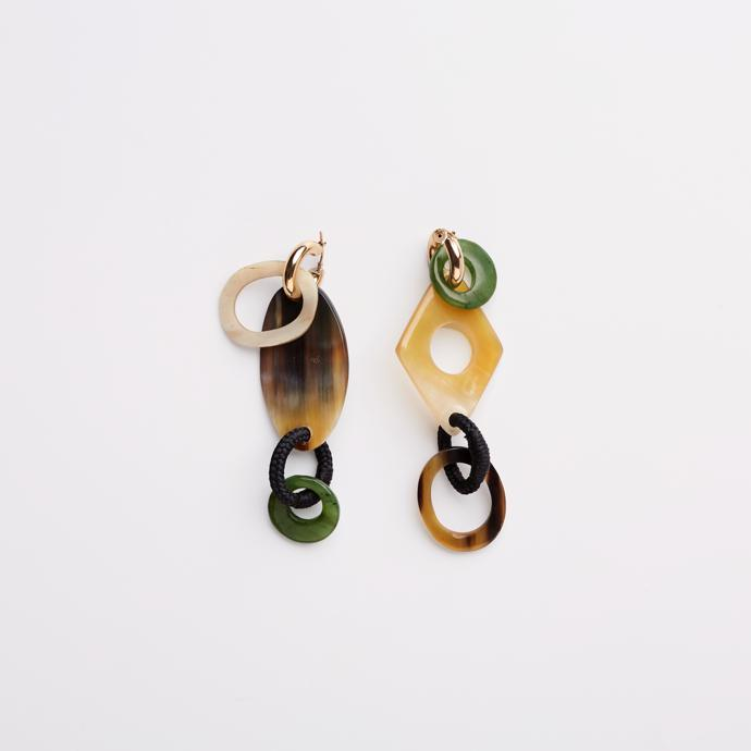 Mother Earth Assemble Earrings, R1 200