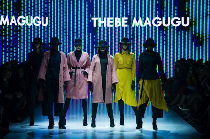 Thebe Magugu.