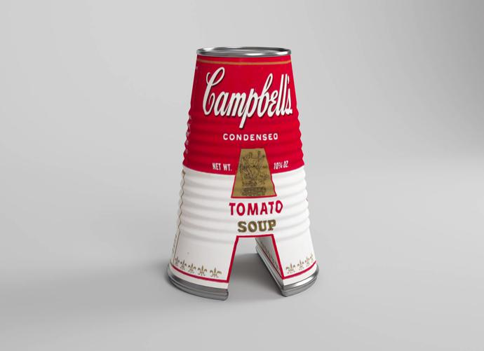 A – Andy Warhol