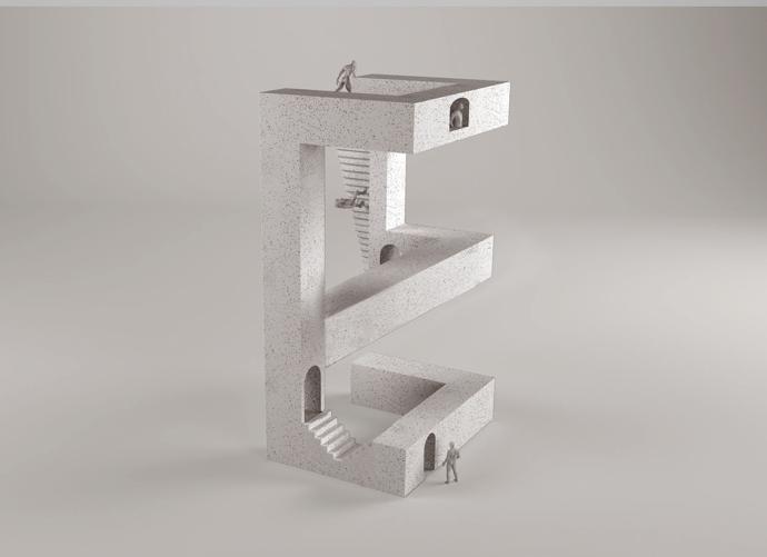 E – M.C. Escher
