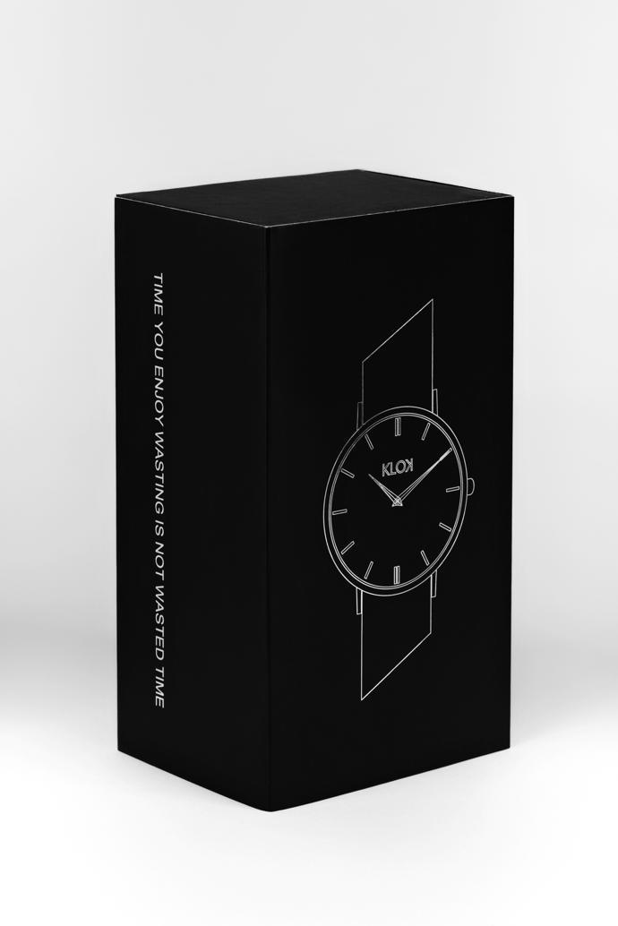 Klok Watch Box.