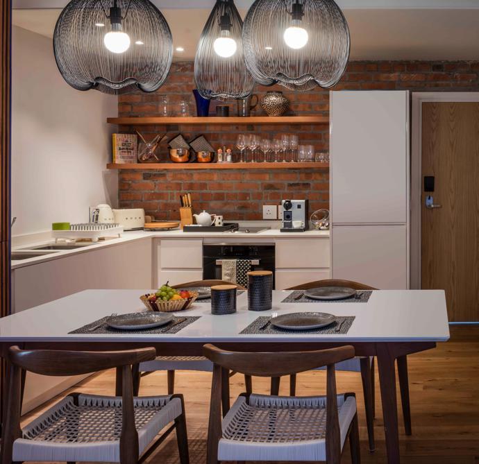 Vineyard Apartments: Inside The New Vineyard Hotel Apartments