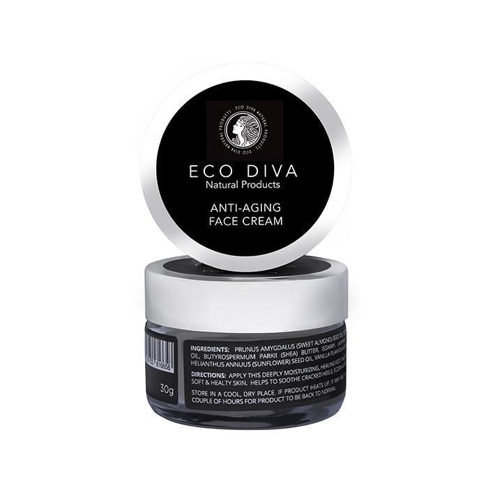 Eco Diva Anti-aging Face Cream, R345.