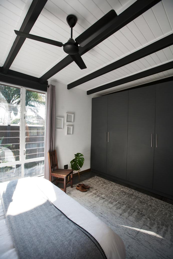 After. George's joinery designs were executed by Paul Botha of Lampas Creations.