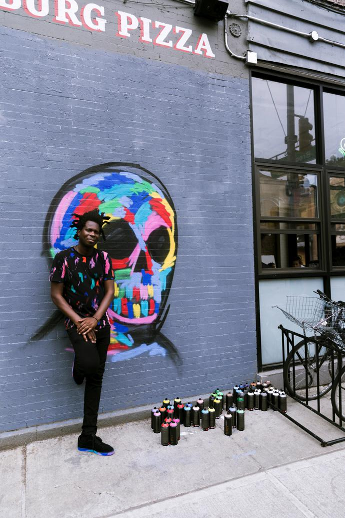 PUMA collabs with Bradley Theodore