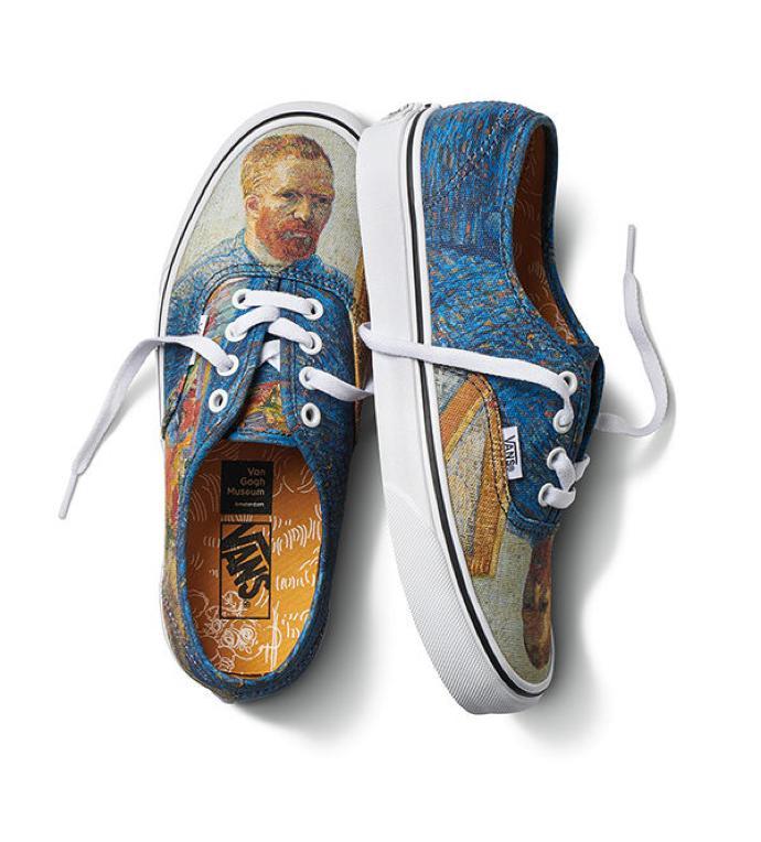 Vans X Van Gogh Museum - Visi
