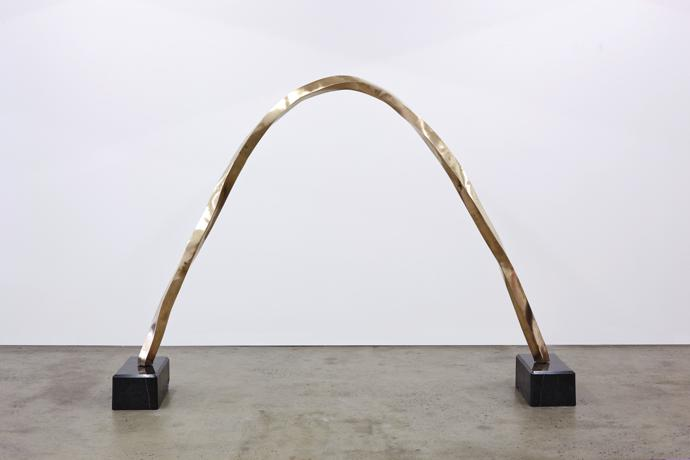 Daniella Mooney, Catenary Arch with Yogi de Beer. Image credit: Southern Guild