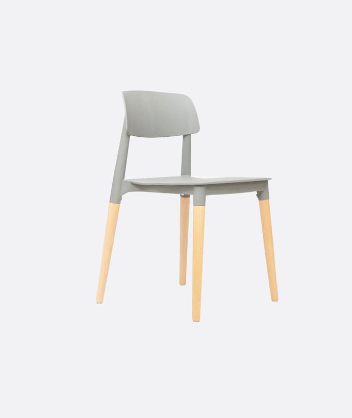 Dane Dining Chair Grey