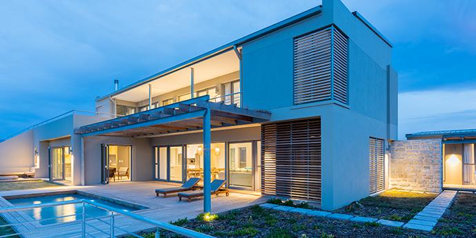 romans villa - exterior #1-2