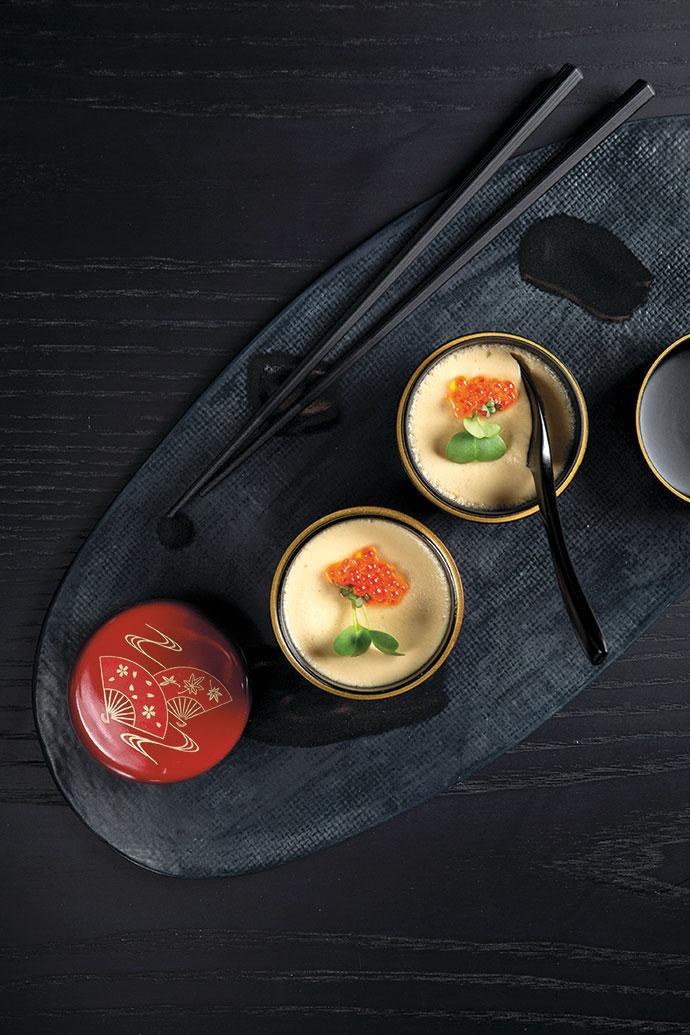 Tjing Tjing Momiji has a fine-dining menu inspired by kaiseki.